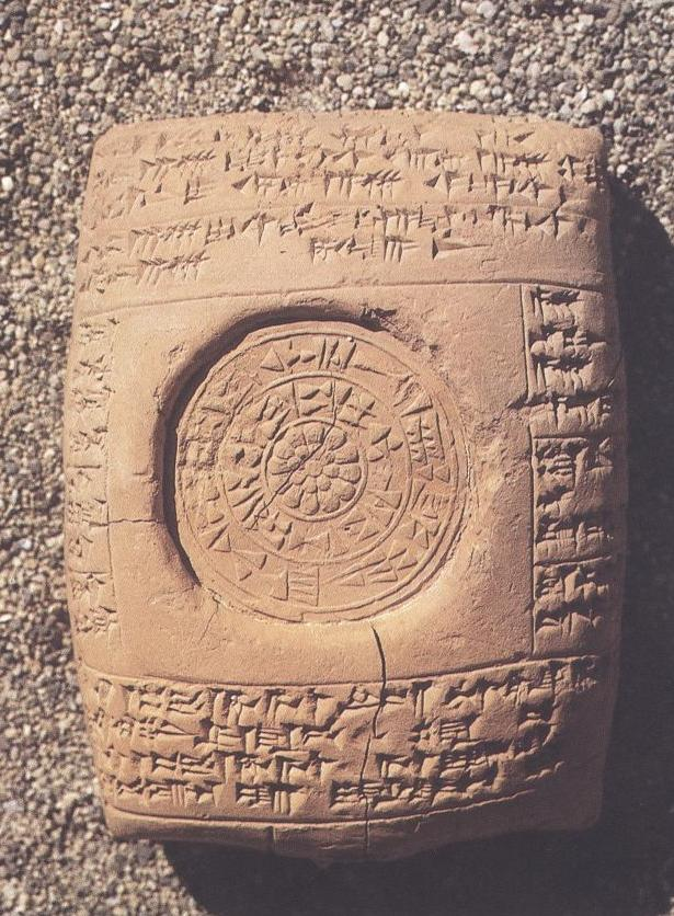 Hittite Clay Tablet